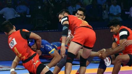 Bengaluru Bulls thrash UP Yoddha