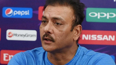 No more chopping: Ravi Shastri