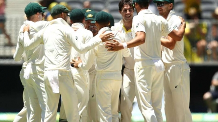 Australia name unchanged squad for rest of the series