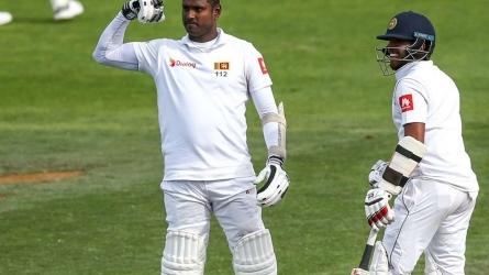Sri Lanka frustrate New Zealand