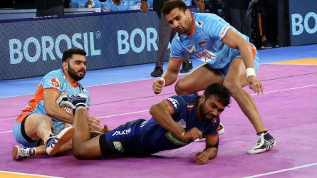 Haryana Steelers oust Bengal Warriors