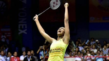 Sindhu wins BWF World Tour Finals