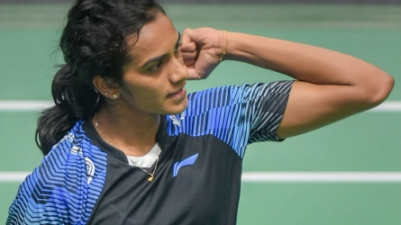 Hope no one will question me: Sindhu