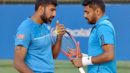 Australian Open: India's men's doubles challenge ends