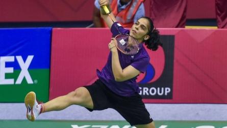 Saina to face Marin in Malaysia semis