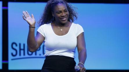 Serena made sure baby's first doll 'Qai Qai' was black