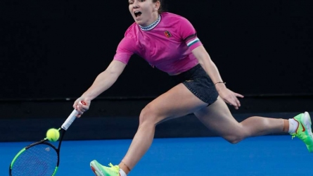 Halep, Serena with contrasting wins