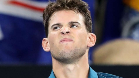 Thiem retires from Australian Open