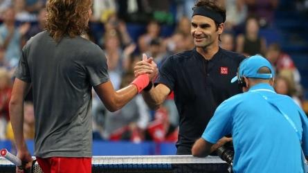 Federer ready for Tsitsipas clash