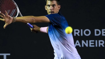 Thiem crashes out at Rio Open