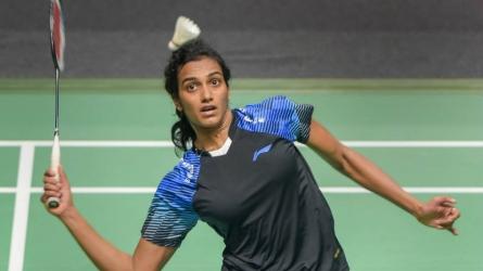 Sindhu enters quarterfinals