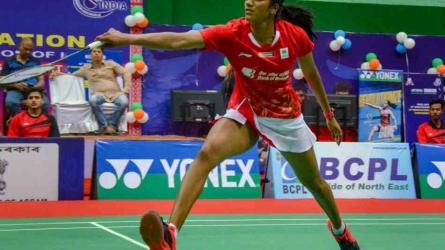 National badminton: Sindhu in final