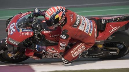 Dovizioso's Qatar win stands