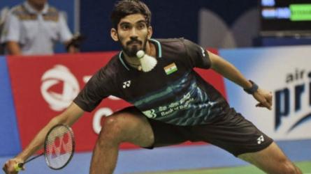 Saina, Srikanth enter quarterfinals