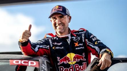 Peterhansel returns for Abu Dhabi round