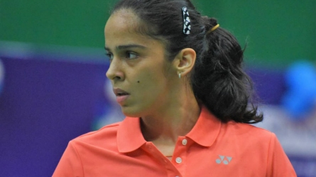 Saina ousted from All England Open
