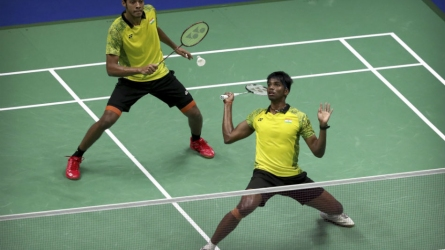 Satwik-Chirag pull out of India Open