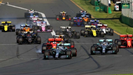 Bottas beats Hamilton to victory