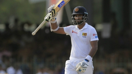 Karunaratne's selection as captain is baffling