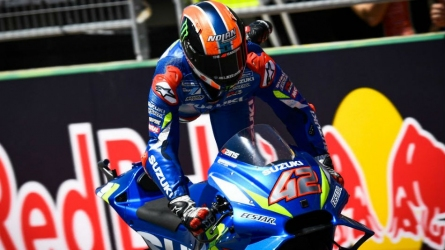 How Rins registered his first victory