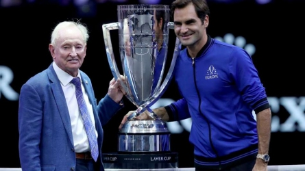 Laver Cup added to ATP Tour