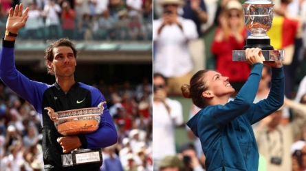 French Open 2019 in Opta facts