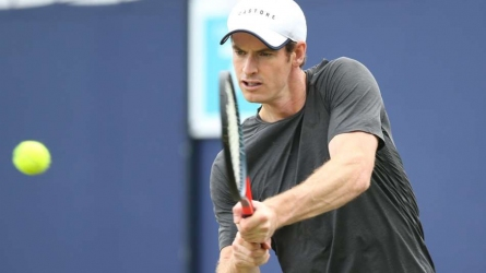 Lopez: Murray 'still has the touch'