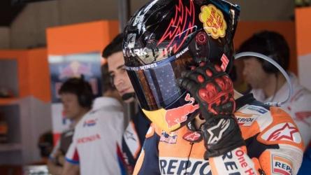 Vinales slams Lorenzo after crash