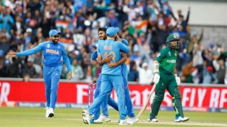 Amit Shah congratulates Team India