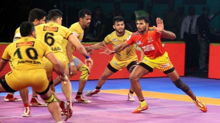 Pro Kabaddi league 2019: Full Schedule