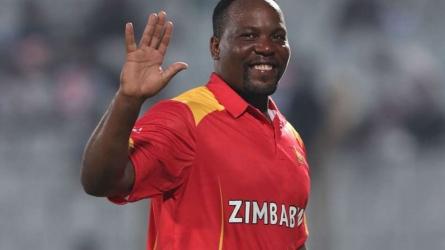 Masakadza signs off in style