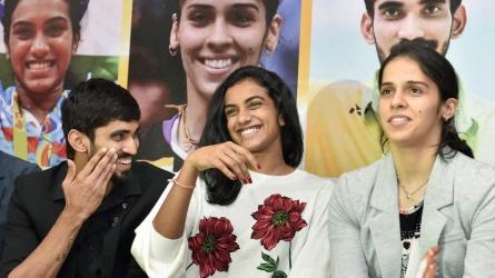 Indian Badminton Greats