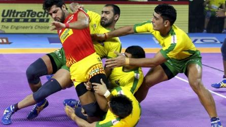 Thalaivas face tough task vs UP Yoddha