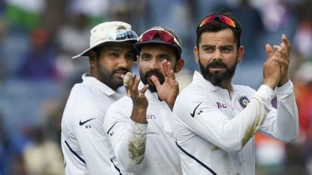 Shastri says India batting is like Ferrari