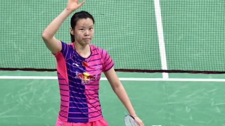 Li Xue Rui quits international badminton