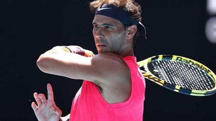 Aus Open: Nadal unfazed about 20