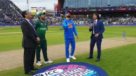 Ind-Pak WC match re-telecast: Details