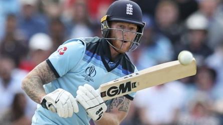 Stokes named Wisden' leading cricketer