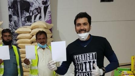 Aisam ul Haq Qureshi helps 1000 family