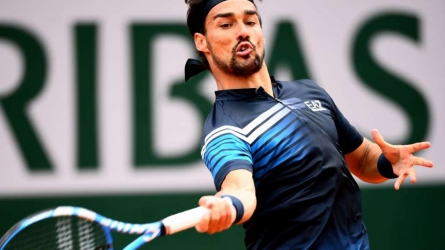 Fognini has surgery on both ankles
