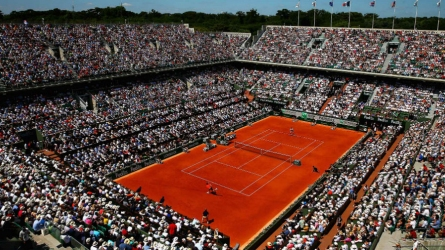 French Open with spectators?
