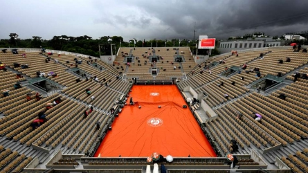 French Open capacity reduced