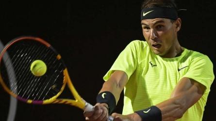 Nadal records dominant win