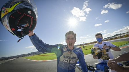 Know more about MotoGP champ Joan Mir