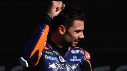 MotoGP: Oliveira wins on home soil