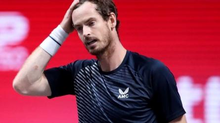 Murray out of Australian Open