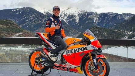 Espargaro enjoys being in Marquez team