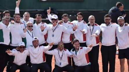 Volandri named Italy's Davis Cup captain