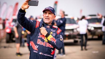 Peterhansel wins record 14th Dakar Rally