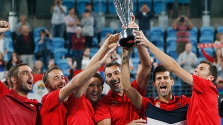Serbia to face Germany and Canada in ATP Cup